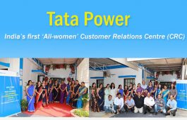 Tata Power inaugurates its second 'All-women' Customer Relations Centre  in Borivali, Mumbai