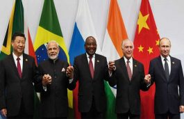 Cabinet Okays MoU among BRICS Nations on Environmental Coop