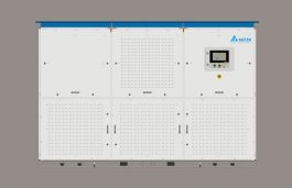 DELTA DELCEN HV SERIES – 1500vdc Grid Tied Solar Central Outdoor Inverter