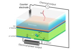 A Solar Cell That Does Double Duty for Renewable Energy