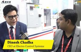 Interview with Dinesh Chadha, CEO at Electro Control Systems