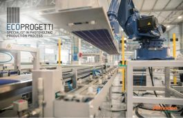 Ecoprogetti Supplies 250 MW Production Line for Moroccan Bifacial Module Fab
