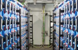 Abu Dhabi Commissions World's Largest Storage Battery