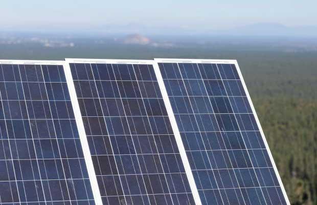 hybrid solar project
