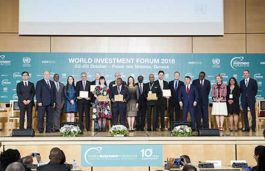 India, Bahrain, Lesotho, SA Clinch UN's Top Honour for Investment Promotion