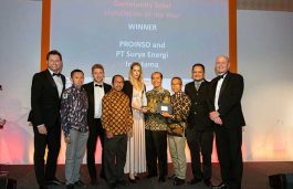 PROINSO and Surya Energi Indotama Mini-Grid Expertise Recognised at Solar Power Portal Awards 2018