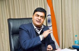 R K Singh Pushes For Clean Energy in Meeting With Gencos