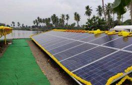 Cleanmax Solar Donates Solar Plant to Komaravolu Gram Panchayath, AP
