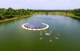 SECI Extends Bids for UP's 150MW Floating Solar Plants Till Oct 25