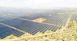 sungrow solar energy project bhadla rajasthan