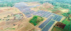 sungrow solar power project