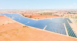 sungrow solar power project rajasthan