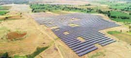 sungrow solar project