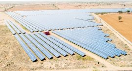 sungrow solar project rajasthan