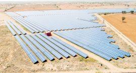 sungrow solar project rajasthan