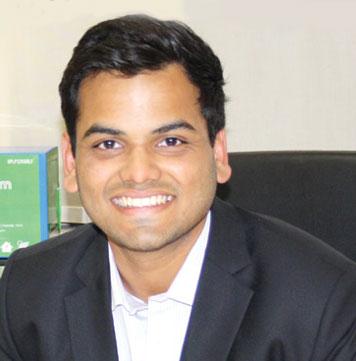 Anshil Gupta Okaya Power