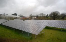 Delhi Government to Educate Farmers About Solar Scheme