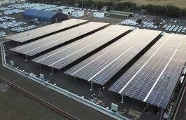 Fourth Partner Energy Commissions 980 kWp Rooftop Solar Carport for ŠKODA AUTO's production facility in Aurangabad