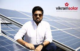 Vikram Solar Conferred with Three Prestigious Awards