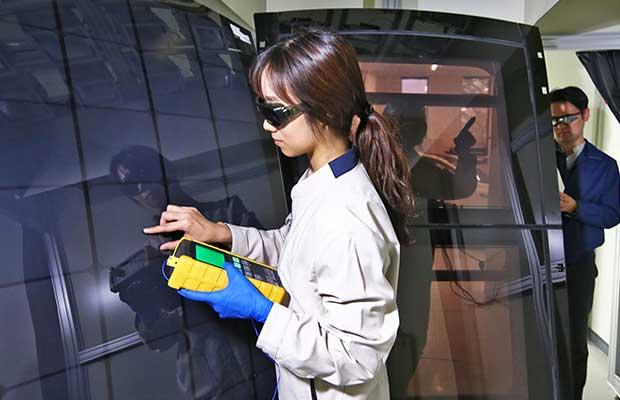 Hyundai Motor Solar Charging System Technology