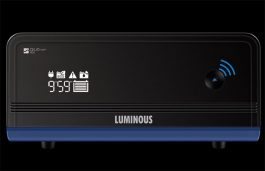 Luminous' WiFi Enabled Smart Home Inverter, LED Bulbs