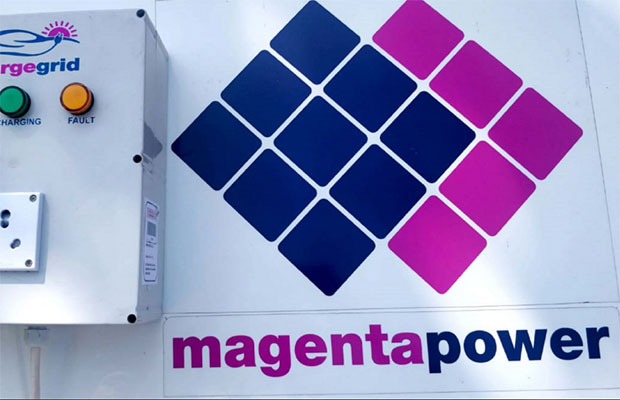 magenta power