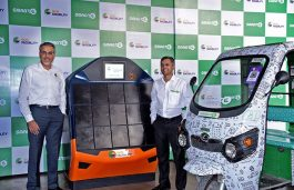 SUN Mobility Partners with SmartE for EV infrastructure