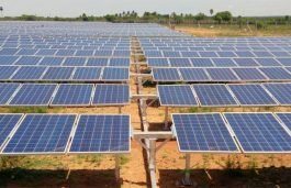 BHEL Issues Tender For MMS Columns for 129 MW of Solar Projects