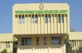 Solar Power Plant Inaugurated on PJTSAU Campus