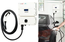 SolarEdge's EV-Charging Inverter Wins 2018 BIG Awards for Business
