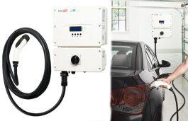 SolarEdge's EV-Charging Inverter Wins 2018 BIG Awards for Business