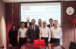 Sungrow Partners with Bouygues to Support 201 MW PV Plant in Vietnam