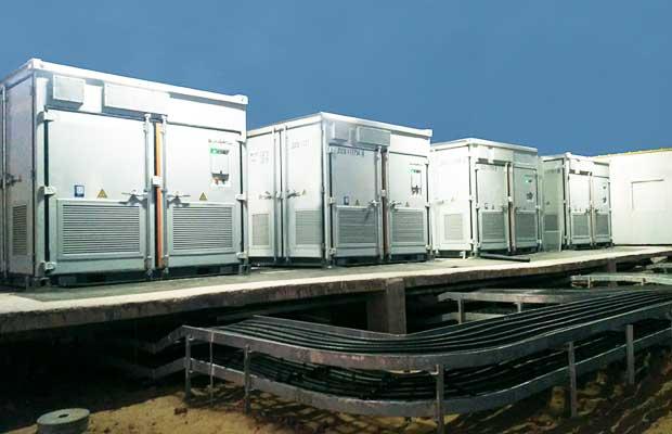Sungrow 1500V Energy Storage System
