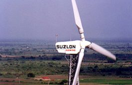 Suzlon Posts Net Loss of Rs 834.22 Crore in March Quarter