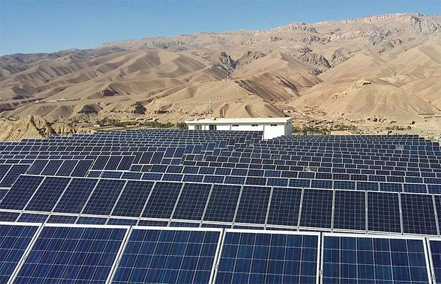 Zularistan solar project