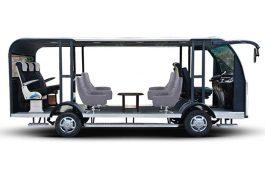 LPU Students Create Solar Powered Driverless Bus