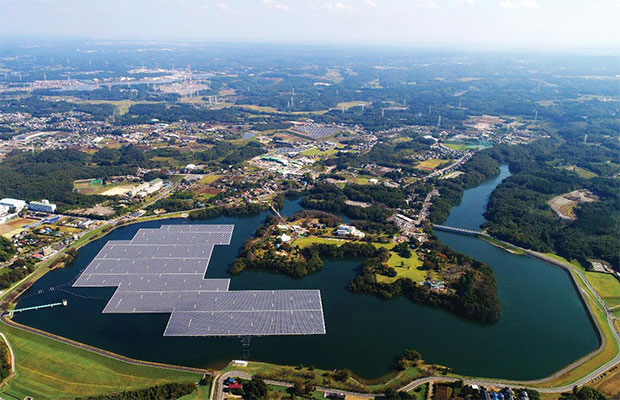 Masdar Floating Solar Indonesia