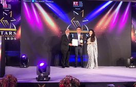 CleanMax Solar Bags Star of The Industry Award