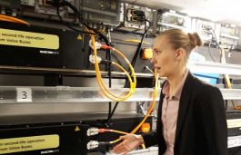 Volvo Researches on E-Bus Batteries Used to Store Solar Energy