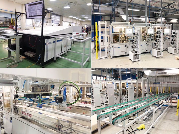 Ecoprogetti Module Manufacturing