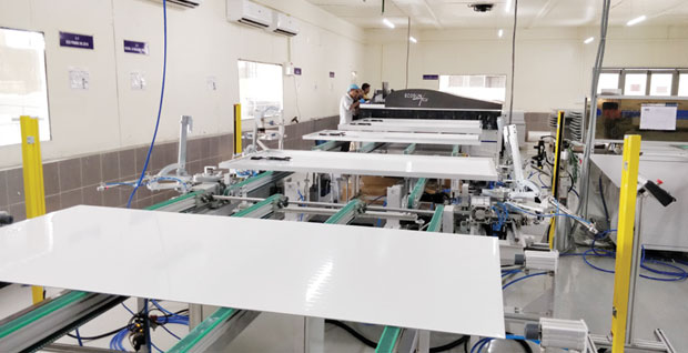 ecoprogetti solar module manufacturing solutions