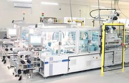 State-of-The-Art Solar Panel Manufacturing Solutions