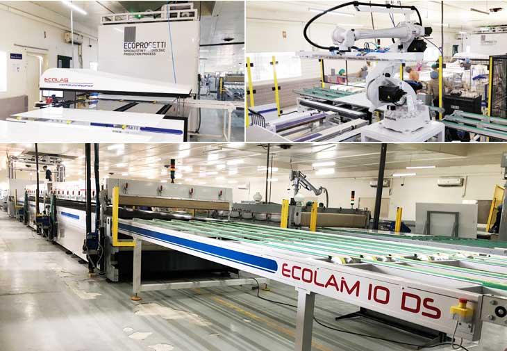 ecoprogetti solar panel manufacturing