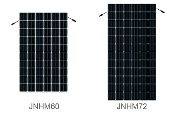 HJT Solar Modules