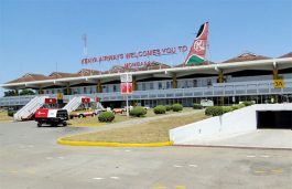 Kenya Airport Launches 500 KW Solar Power Generation Facility