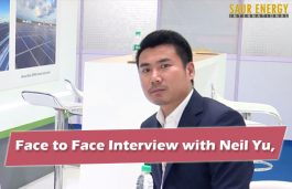 Interview with Neil Yu, Product Manager, Marketing Department, Growatt.