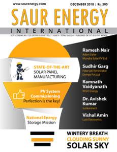 Saur Energy International Magazine December 2018