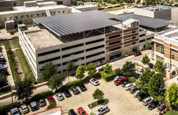 Solar Financing Vehicle in Texas