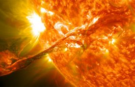 Indian Researchers Develop Model to Predict Solar Storm