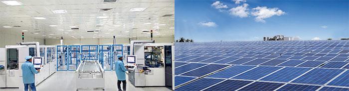 solar PV modules